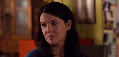 Lauren Graham ex femme de Matthew Perry dans The Odd Couple